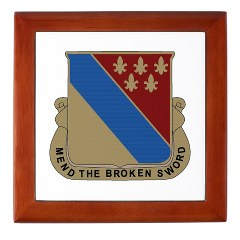 702BSB - M01 - 03 - DUI - 702nd Bde - Support Bn - Keepsake Box