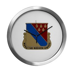 702BSB - M01 - 03 - DUI - 702nd Bde - Support Bn - Modern Wall Clock