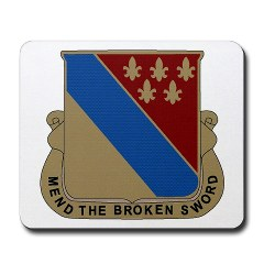 702BSB - M01 - 03 - DUI - 702nd Bde - Support Bn - Mousepad