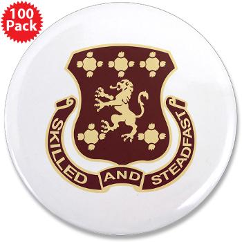"704SB - M01 - 01 - DUI - 704th Support Battalion - 3.5"" Button (100 pack)"