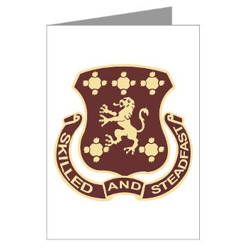 704SB - M01 - 02 - DUI - 704th Support Battalion - Greeting Cards (Pk of 10)