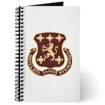 704SB - M01 - 02 - DUI - 704th Support Battalion - Journal