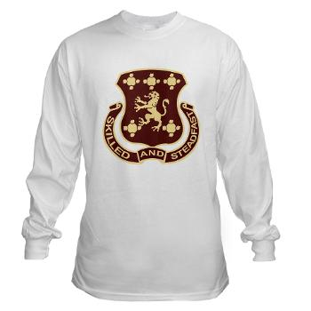704SB - A01 - 03 - DUI - 704th Support Battalion - Long Sleeve T-Shirt