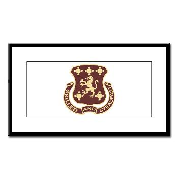 704SB - M01 - 02 - DUI - 704th Support Battalion - Small Framed Print
