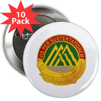 "70BSB - M01 - 01 - 70th Bde Support Bn 2.25"" Button (10 pack)"