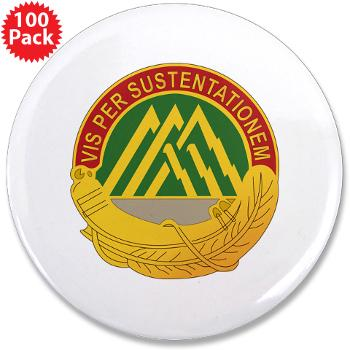 "70BSB - M01 - 01 - 70th Bde Support Bn 3.5"" Button (100 pack)"