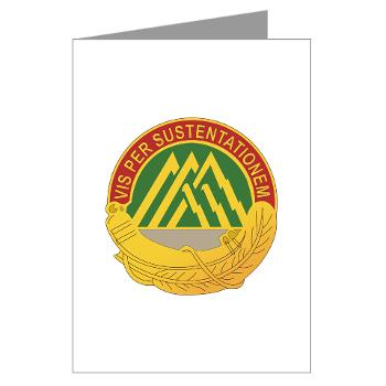 70BSB - M01 - 02 - 70th Bde Support Bn Greeting Cards (Pk of 10)