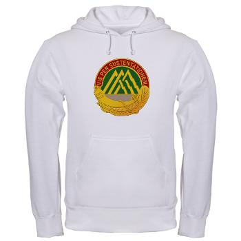 70BSB - A01 - 03 - 70th Bde Support Bn Hooded Sweatshirt