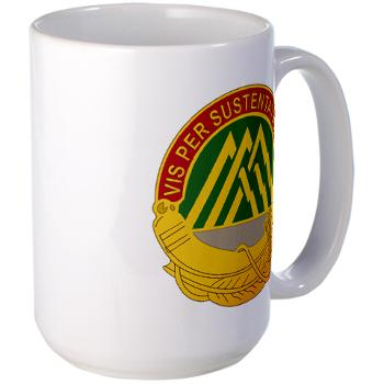 70BSB - M01 - 03 - 70th Bde Support Bn Large Mug