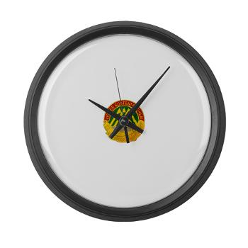 70BSB - M01 - 03 - 70th Bde Support Bn Large Wall Clock
