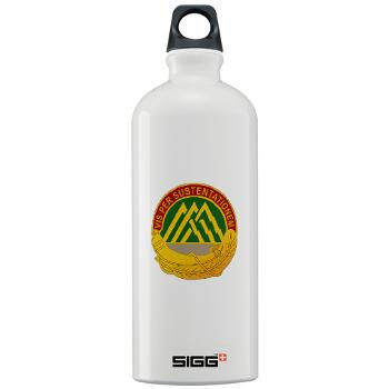 70BSB - M01 - 03 - 70th Bde Support Bn Sigg Water Bottle 1.0L