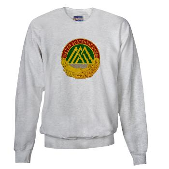 70BSB - A01 - 03 - 70th Bde Support Bn Sweatshirt
