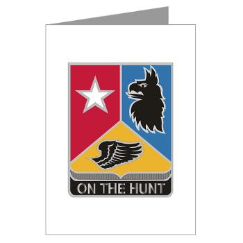 71BSB - M01 - 02 - DUI - 71st Battlefield Surveillance Brigade - Greeting Cards (Pk of 10)