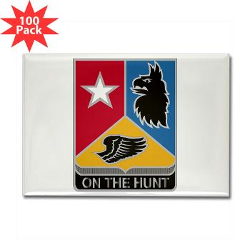 71BSB - M01 - 01 - DUI - 71st Battlefield Surveillance Brigade - Rectangle Magnet (100 pack)