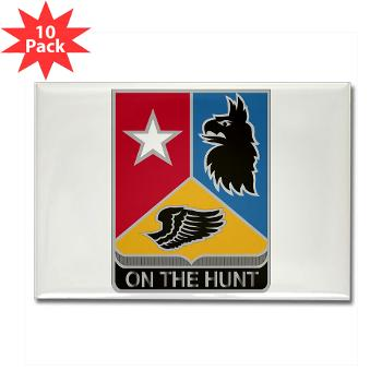71BSB - M01 - 01 - DUI - 71st Battlefield Surveillance Brigade - Rectangle Magnet (10 pack)
