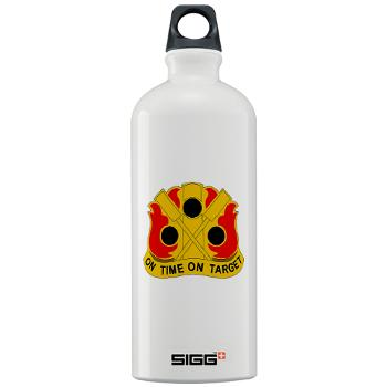 72FABHHB - M01 - 04 - Headquarters and Headquarters Battalion - Sigg Water Bottle 1.0L