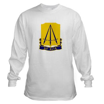73OB - A01 - 03 - DUI - 73rd Ordnance Battalion - Long Sleeve T-Shirt