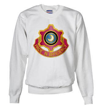 751MB - A01 - 03 - DUI - 751st Maintenance Battalion - Sweatshirt