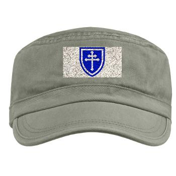 79SSC - A01 - 01 - SSI - 79th Sustainment Support Command Military Cap