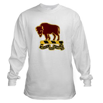 7S10CR - A01 - 03 - DUI - 7th Sqdrn - 10th Cavalry Regt - Long Sleeve T-Shirt