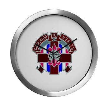 807MC - M01 - 03 - DUI - 807th Medical Command - Modern Wall Clock