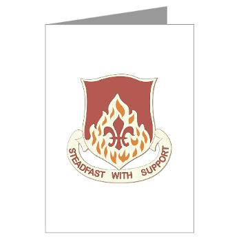 832OB - M01 - 02 - DUI - 832nd Ordnance Battalion - Greeting Cards (Pk of 10)