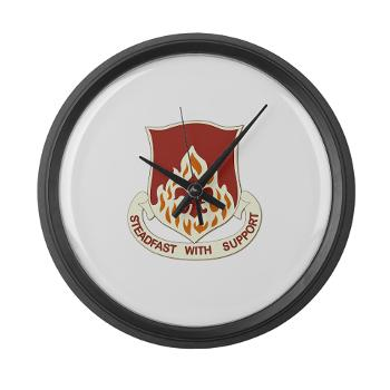832OB - M01 - 03 - DUI - 832nd Ordnance Battalion - Large Wall Clock