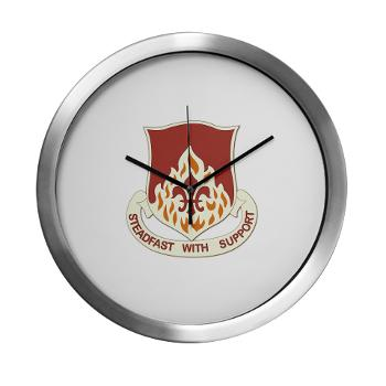 832OB - M01 - 03 - DUI - 832nd Ordnance Battalion - Modern Wall Clock