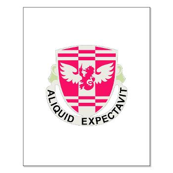 864EB - M01 - 02 - DUI - 864th Engineer Battalion - Small Poster