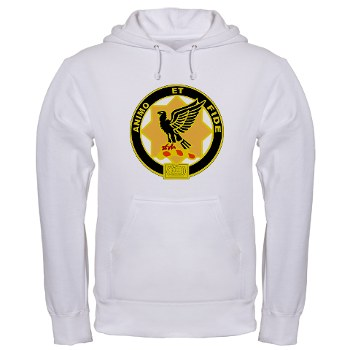 8S1CR - A01 - 03 - DUI - 8th Squadron - 1st Cavalry Regiment Hooded Sweatshirt