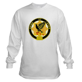 8S1CR - A01 - 03 - DUI - 8th Squadron - 1st Cavalry Regiment Long Sleeve T-Shirt