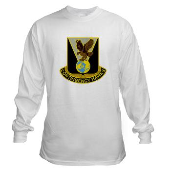 900CCB - A01 - 03 - DUI - 900th Contingency Contracting Battalion - Long Sleeve T-Shirt