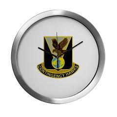 900CCB - M01 - 03 - DUI - 900th Contingency Contracting Battalion - Modern Wall Clock