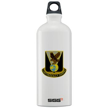 900CCB - M01 - 03 - DUI - 900th Contingency Contracting Battalion - Sigg Water Bottle 1.0L