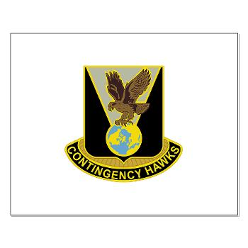 900CCB - M01 - 02 - DUI - 900th Contingency Contracting Battalion - Small Poster