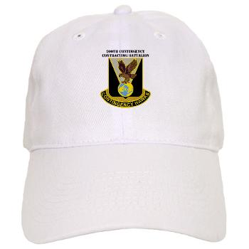 900CCB - A01 - 01 - DUI - 900th Contingency Contracting Battalion with Text - Cap