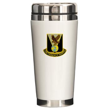 900CCB - M01 - 03 - DUI - 900th Contingency Contracting Battalion - Ceramic Travel Mug