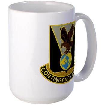 900CCB - M01 - 03 - DUI - 900th Contingency Contracting Battalion - Large Mug