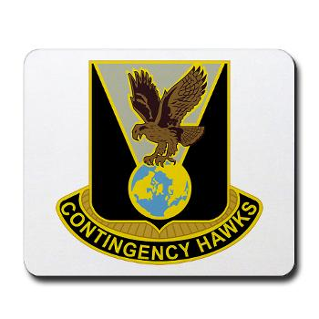 900CCB - M01 - 03 - DUI - 900th Contingency Contracting Battalion - Mousepad
