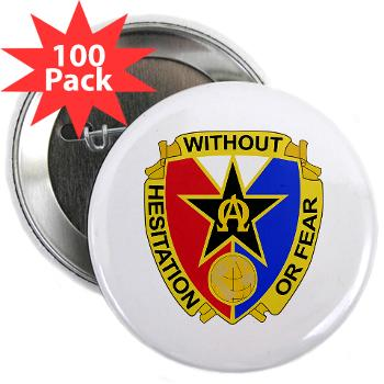 "901CCB - M01 - 01 - DUI - 901st Contingency Contracting Battalion - 2.25"" Button (100 pack)"