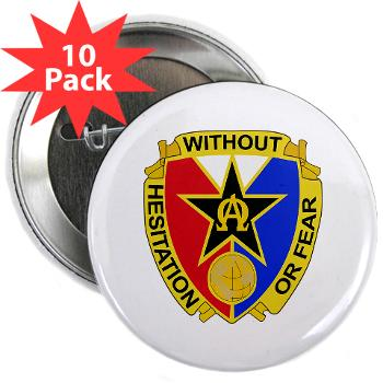 "901CCB - M01 - 01 - DUI - 901st Contingency Contracting Battalion - 2.25"" Button (10 pack)"