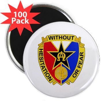 "901CCB - M01 - 01 - DUI - 901st Contingency Contracting Battalion - 2.25"" Magnet (100 pack)"