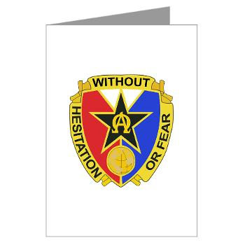 901CCB - M01 - 02 - DUI - 901st Contingency Contracting Battalion - Greeting Cards (Pk of 10)