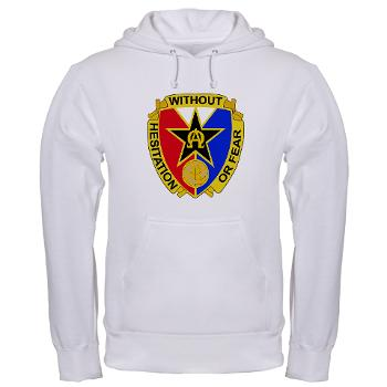 901CCB - A01 - 03 - DUI - 901st Contingency Contracting Battalion - Hooded Sweatshirt