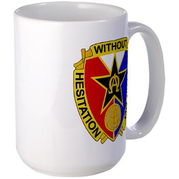901CCB - M01 - 03 - DUI - 901st Contingency Contracting Battalion - Large Mug