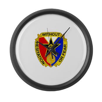 901CCB - M01 - 03 - DUI - 901st Contingency Contracting Battalion - Large Wall Clock