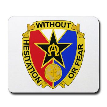 901CCB - M01 - 03 - DUI - 901st Contingency Contracting Battalion - Mousepad