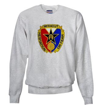 901CCB - A01 - 03 - DUI - 901st Contingency Contracting Battalion - Sweatshirt