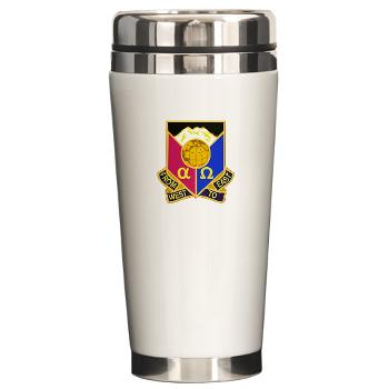902CCB - M01 - 03 - DUI - 902nd Contingency Contracting Battalion - Ceramic Travel Mug