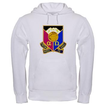 902CCB - A01 - 03 - DUI - 902nd Contingency Contracting Battalion - Hooded Sweatshirt